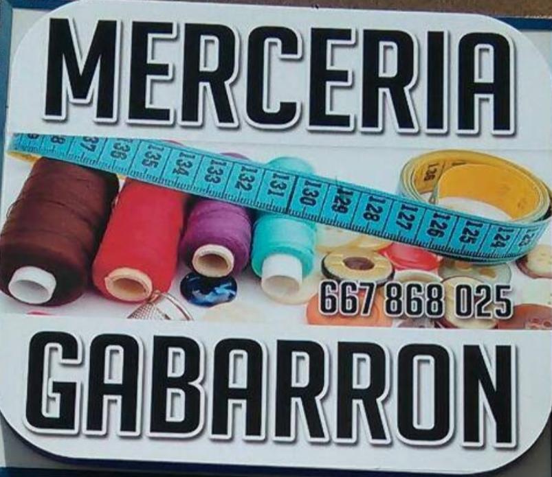 Mercería Gabarron